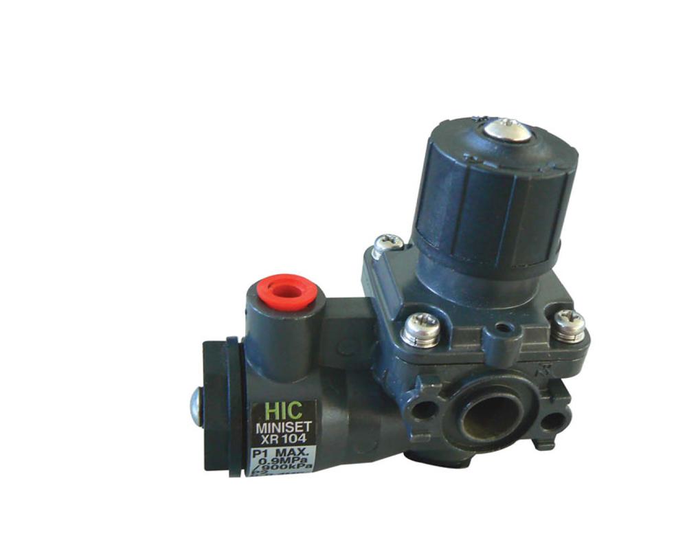 XR104型空气过滤减压器