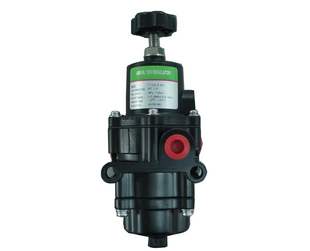 YT-200系列空气过滤减压器