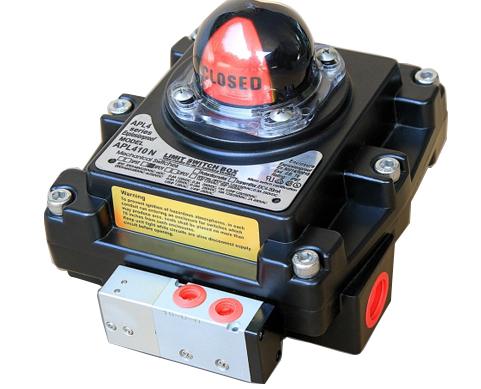 APL400带电磁阀型