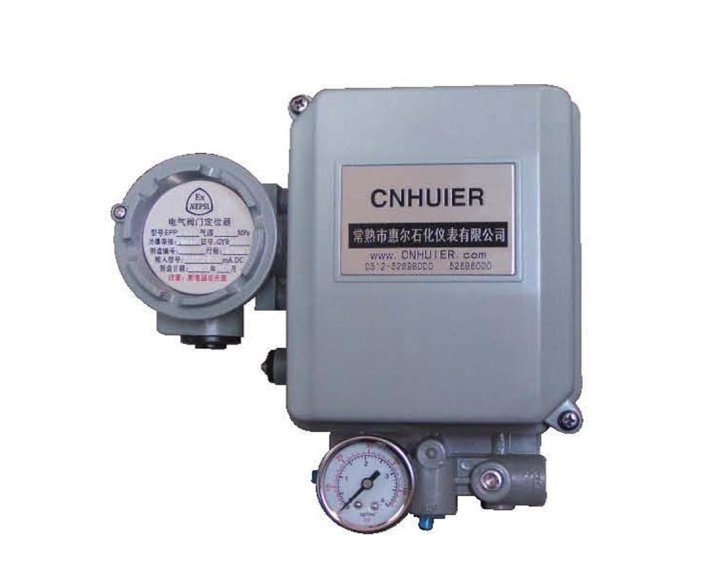 EP3000型电气阀门定位器