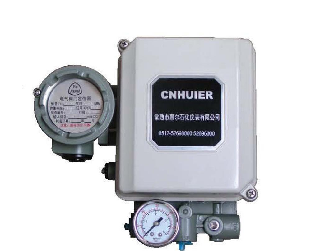 EP4000型电气阀门定位器