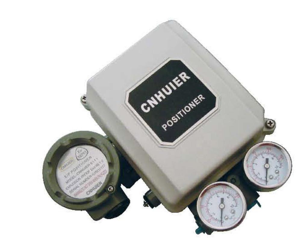 CNHUIER6000系列电气阀门定位器
