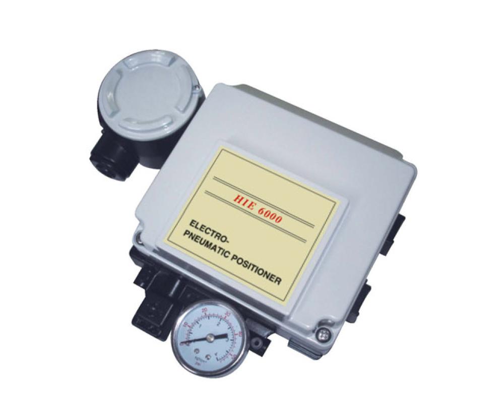 HIE6000/HIC6100电气阀门定位器