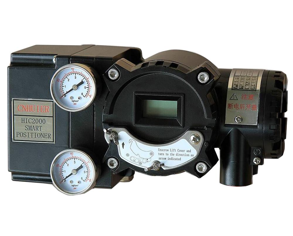 HIC2000型智能阀门定位器
